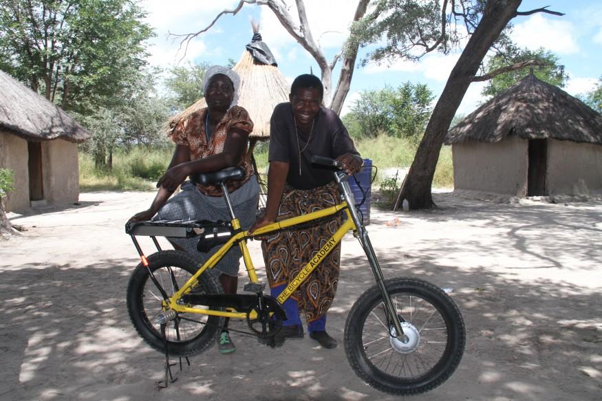 Ebikes4africa