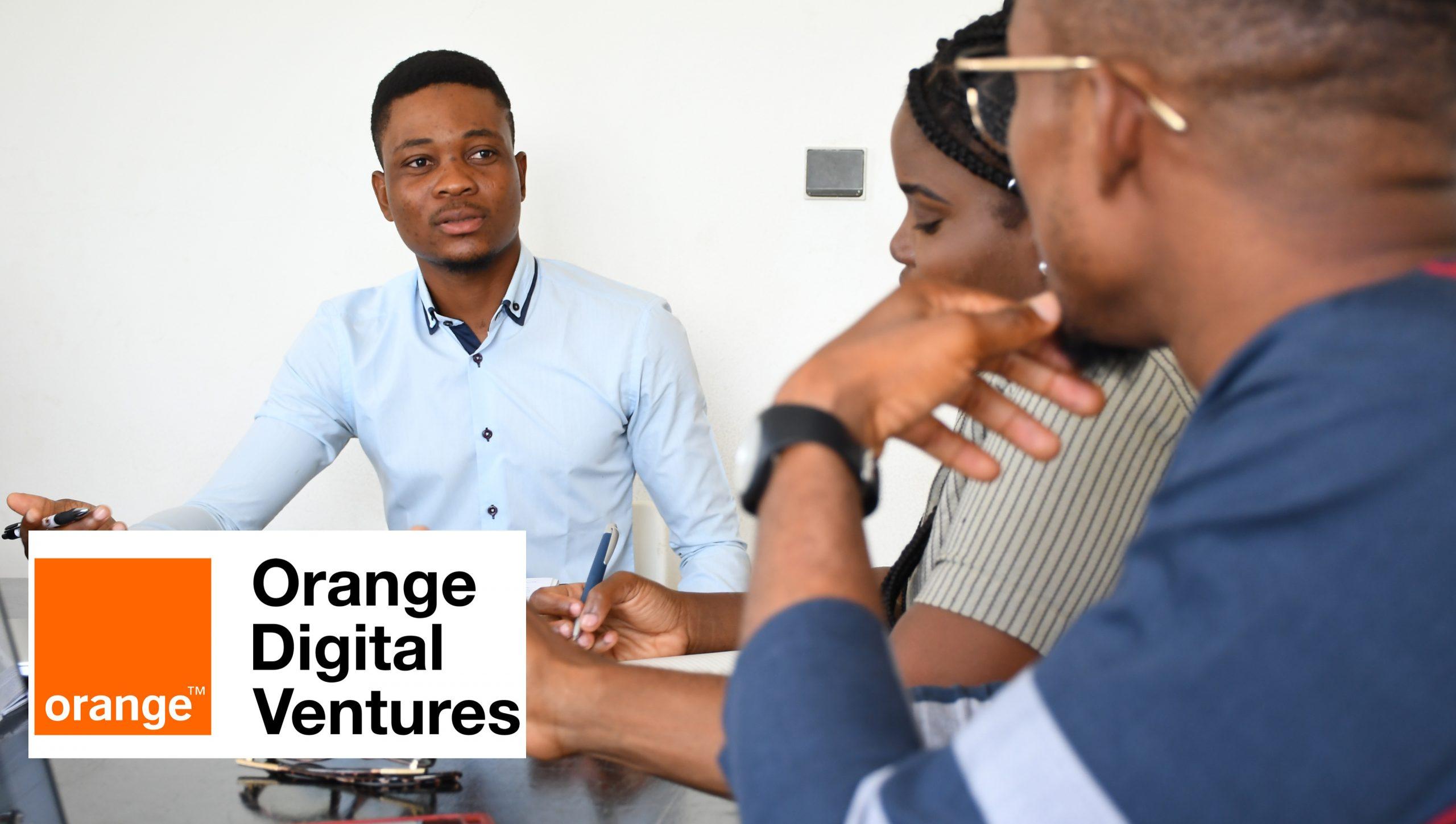 MEA Seed Challenge d'Orange Ventures