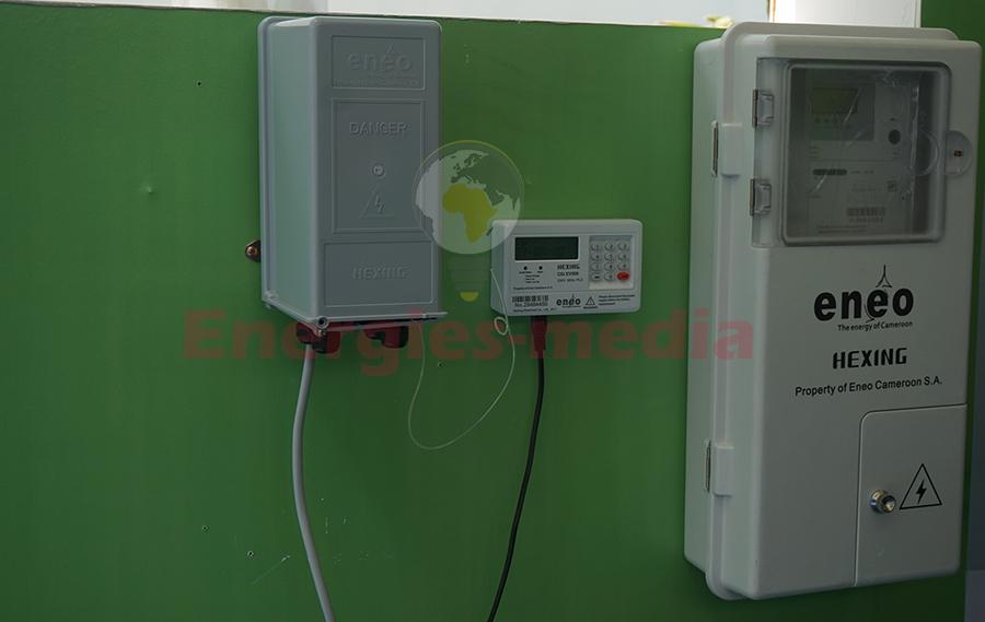 compteur électrique intelligent cameroun
