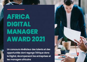 Africa Digital Manager Award
