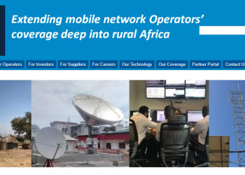 Africa mobile networks