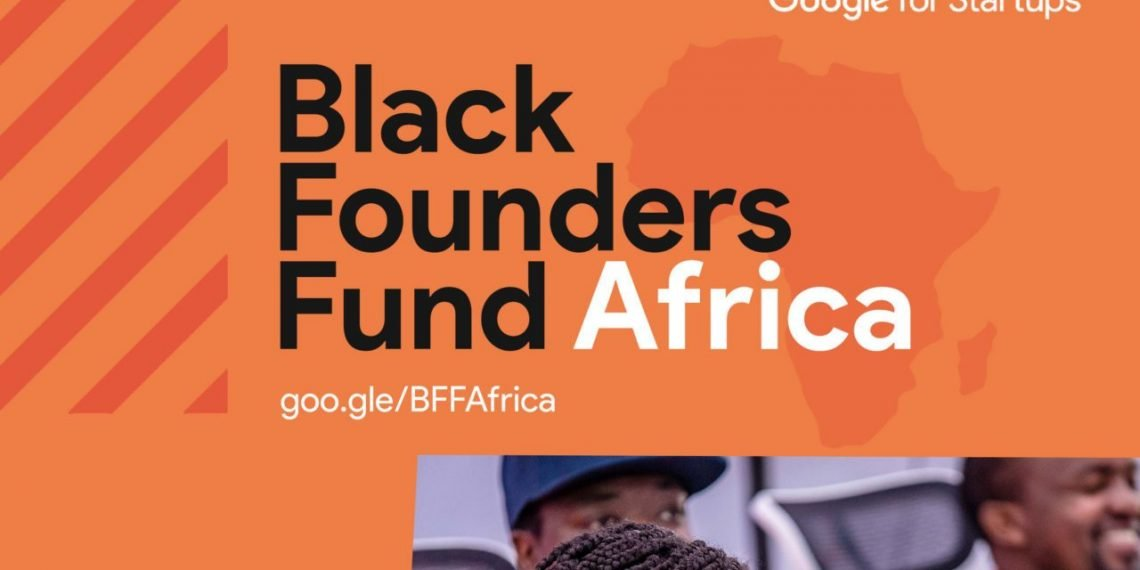 Black Founders Fund Africa