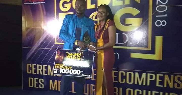 Burkina Golden Blogs Awards 1