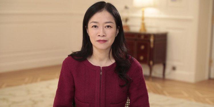 Chen catherine, Huawei