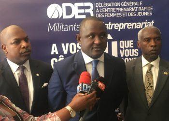 Délégation générale à l'Entrepreneuriat Rapide des Femmes et des Jeunes