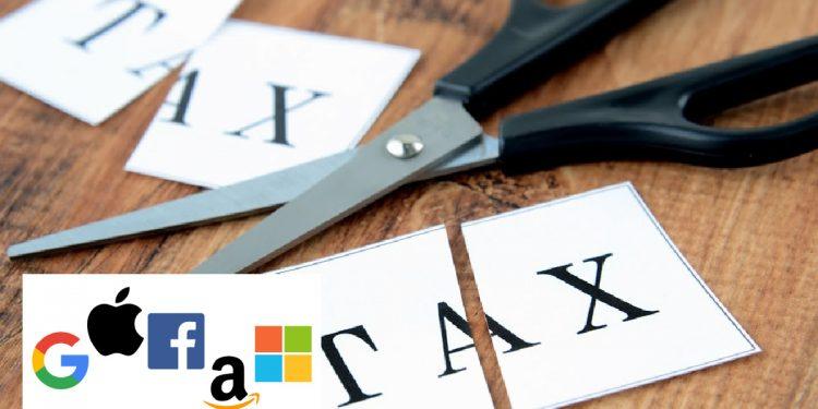 GAFAM impôts Afrique