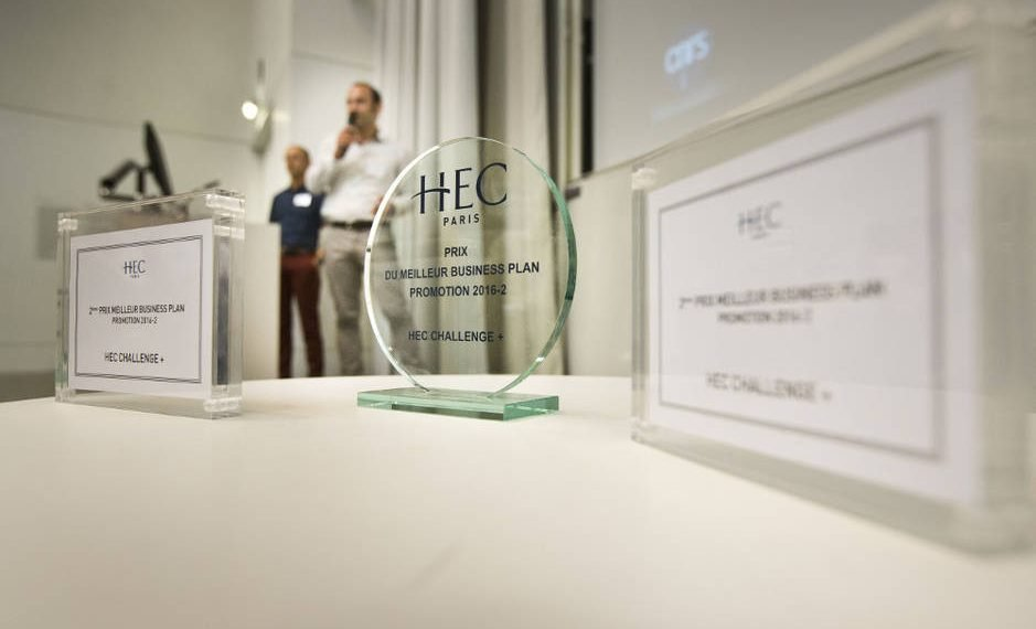 HEC challenge+