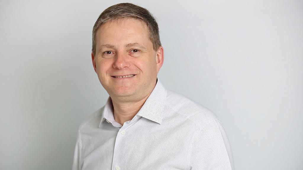 Nic Rudnick, directeur général liquid intelligent technologies