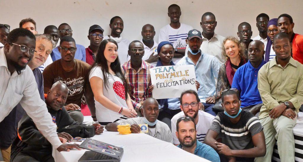 NASA Sénégal Team Polymele