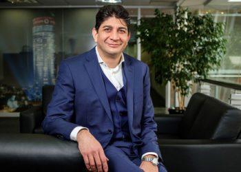 Shameel Joosub, CEO du groupe Vodacom