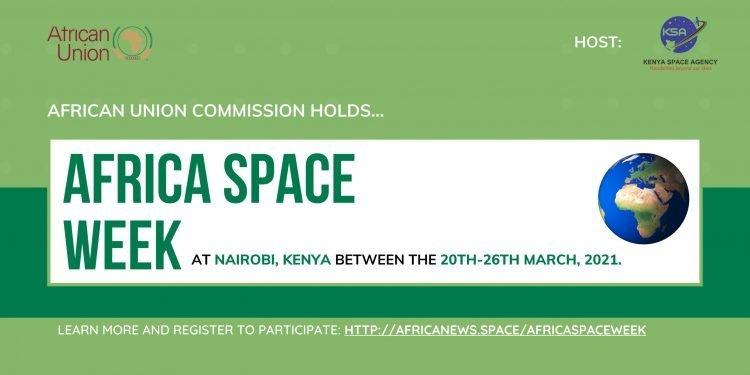 africa space week
