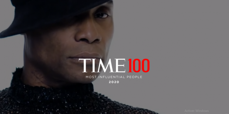 africains du TIME 100 MOST INFLUENTIAL PEOPLE 2020