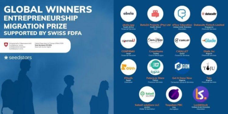 migration entrepreneurship prize