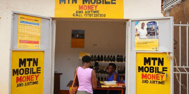 mtn mobile money moneygram cameroun