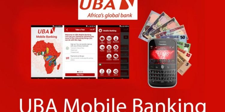 uba application mobile